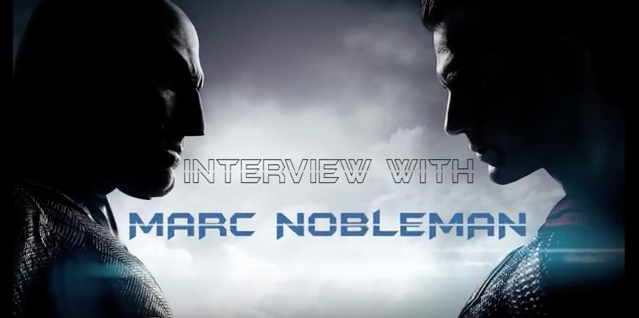 Marc Tyler Nobleman Interview